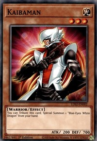 Kaibaman, YuGiOh, Legendary Duelists: Season 2