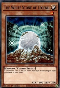 The White Stone of Legend, YuGiOh, Legendary Duelists: Season 2