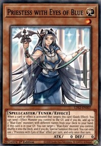 Priestess with Eyes of Blue, YuGiOh, Legendary Duelists: Season 2