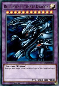 Blue-Eyes Ultimate Dragon, YuGiOh, Legendary Duelists: Season 2
