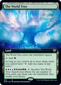 The World Tree (Extended Art)