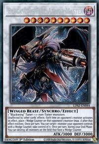 Blackwing Full Armor Master, YuGiOh, Legendary Duelists: Season 2