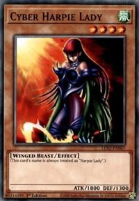 Cyber Harpie Lady, YuGiOh, Legendary Duelists: Season 2