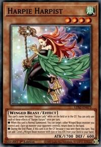 Harpie Harpist, YuGiOh, Legendary Duelists: Season 2