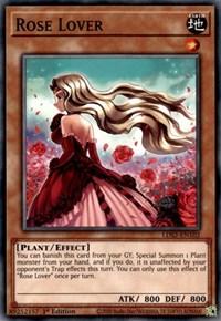 Rose Lover, YuGiOh, Legendary Duelists: Season 2
