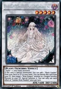Garden Rose Maiden, YuGiOh, Legendary Duelists: Season 2
