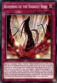 Blooming of the Darkest Rose, YuGiOh, Legendary Duelists: Season 2