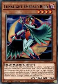 Lunalight Emerald Bird, YuGiOh, Legendary Duelists: Season 2
