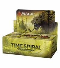 Time Spiral: Remastered - Draft Booster Box, Magic: The Gathering, Time Spiral: Remastered