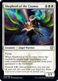 Shepherd of the Cosmos, Magic: The Gathering, Kaldheim