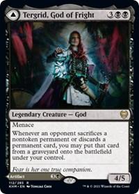 Tergrid, God of Fright, Magic: The Gathering, Kaldheim