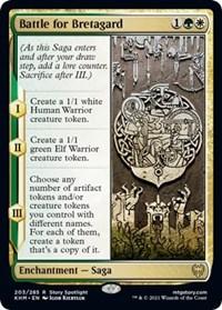 Battle for Bretagard, Magic: The Gathering, Kaldheim