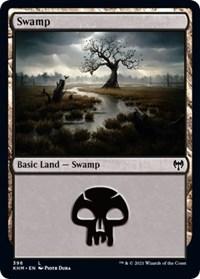 Swamp, Magic: The Gathering, Kaldheim