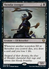 Skemfar Avenger, Magic: The Gathering, Kaldheim