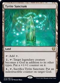Tyrite Sanctum, Magic: The Gathering, Kaldheim