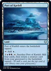 Port of Karfell, Magic: The Gathering, Kaldheim