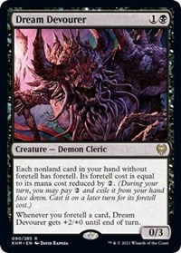 Dream Devourer, Magic: The Gathering, Kaldheim
