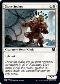 Story Seeker, Magic: The Gathering, Kaldheim