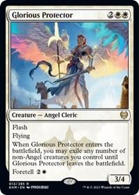 Glorious Protector, Magic: The Gathering, Kaldheim