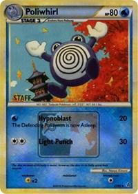 Poliwhirl - 37/95 (State Championship Promo) [Staff], Pokemon, League & Championship Cards