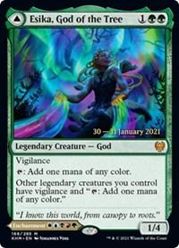 Esika, God of the Tree (Foil)