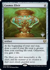 Cosmos Elixir, Magic: The Gathering, Promo Pack: Kaldheim