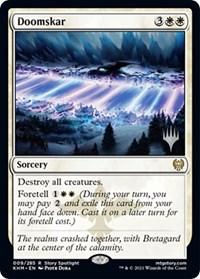 Doomskar, Magic: The Gathering, Promo Pack: Kaldheim