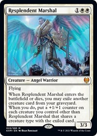 Resplendent Marshal, Magic: The Gathering, Promo Pack: Kaldheim