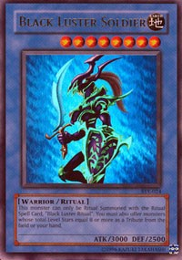 Black Luster Soldier, YuGiOh, Starter Deck: Yugi Evolution