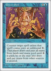 Power Sink, Magic, Fifth Edition