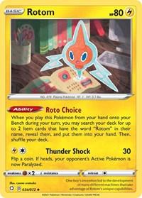 Rotom, Pokemon, Shining Fates