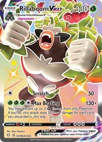 Rillaboom VMAX, Pokemon, Shining Fates: Shiny Vault