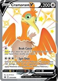 Cramorant V - SWSH086, Pokemon, SWSH: Sword & Shield Promo Cards