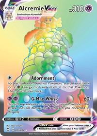 Alcremie VMAX (Secret), Pokemon, Shining Fates