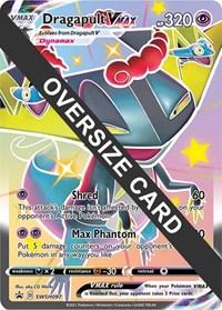 Dragapult VMAX - SWSH097, Pokemon, Jumbo Cards