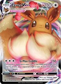 Eevee VMAX - SWSH087, Pokemon, SWSH: Sword & Shield Promo Cards
