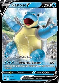 Blastoise V - SWSH101, Pokemon, SWSH: Sword & Shield Promo Cards