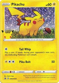 Pikachu - SWSH039 (General Mills Promo), Pokemon, Miscellaneous Cards & Products