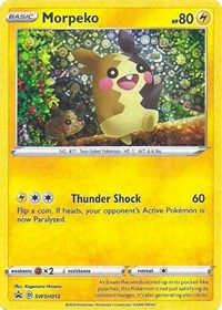 Morpeko - SWSH012 (General Mills Promo), Pokemon, Miscellaneous Cards & Products