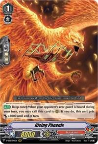 Rising Phoenix, Cardfight Vanguard, V-SS07: Clan Selection Plus Vol.1