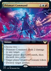 Prismari Command (Extended Art)