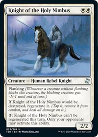 Knight of the Holy Nimbus, Magic: The Gathering, Time Spiral: Remastered