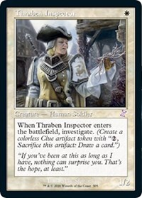Thraben Inspector (Timeshifted)