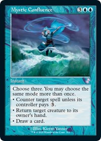 Mystic Confluence, Magic: The Gathering, Time Spiral: Remastered