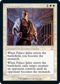 Palace Jailer (Timeshifted)