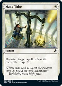 Mana Tithe, Magic: The Gathering, Time Spiral: Remastered