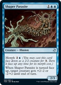 Shaper Parasite, Magic: The Gathering, Time Spiral: Remastered