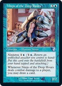 Ninja of the Deep Hours (Timeshifted)