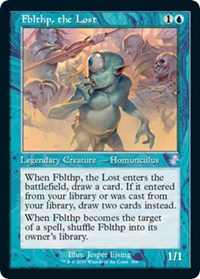 Fblthp, the Lost, Magic: The Gathering, Time Spiral: Remastered