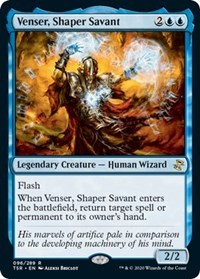 Venser, Shaper Savant, Magic: The Gathering, Time Spiral: Remastered